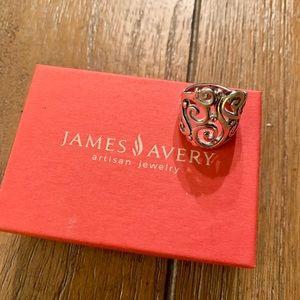 James Avery Sorrento Silver Ring